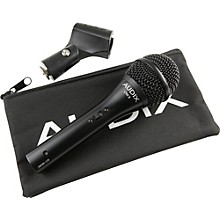 Open BoxAudix OM3-S Hypercardioid Vocal Microphone with Switch
