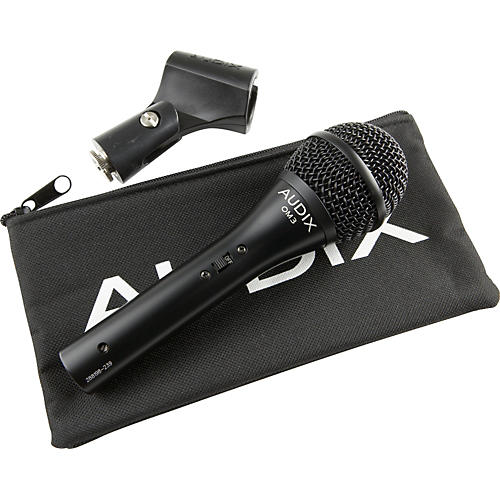 OM3-S Hypercardioid Vocal Microphone with Switch