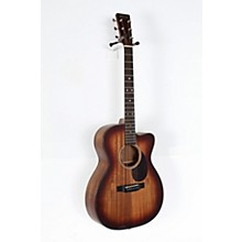 Open Box Martin OMC-16E 16 Series Ovangkol Burst Acoustic-Electric Guitar