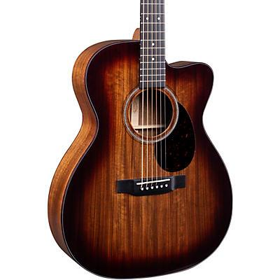 Martin OMC-16E 16 Series Ovangkol Burst Acoustic-Electric Guitar