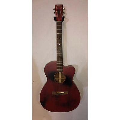 Martin OMC Streetmaster Special Acoustic Acoustic Electric Guitar