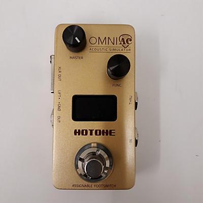 Hotone Effects OMNI AC Effect Processor