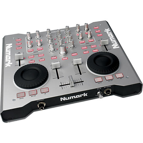 Numark Omni Control Dj Control Surface Musician S Friend