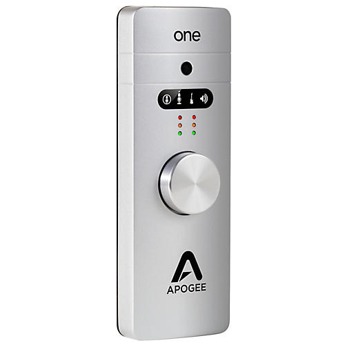 ONE Audio Interface and Microphone