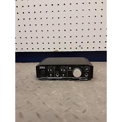 Mackie ONYX Audio Interface