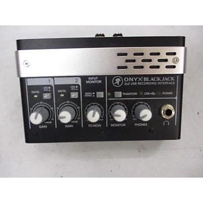 Mackie ONYX BLACKJACK Powered Mixer