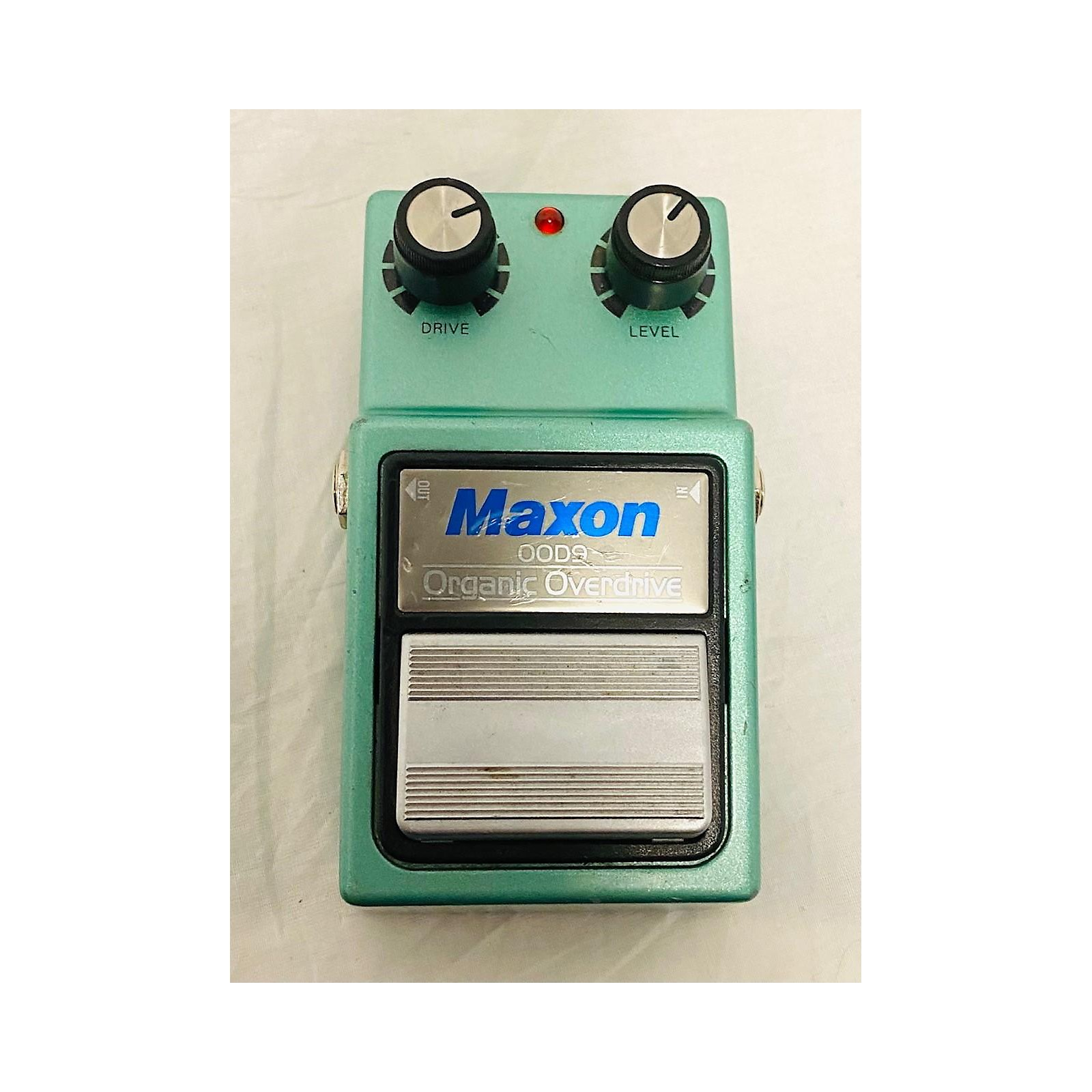 Maxon OOD9 Organic Overdrive Effect Pedal