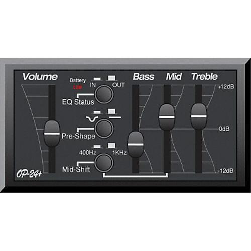 OP-24+ Pre Amp