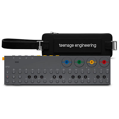 Teenage Engineering OP-Z Synthesizer and Protective Soft Case