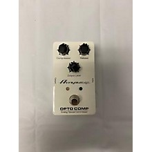 Ampeg OPTO COMP Effect Pedal