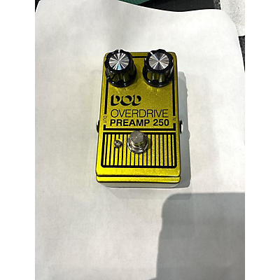 DOD OVERDRIVE Effect Pedal