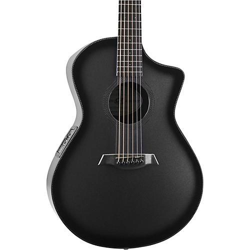 Composite Acoustics OX Charcoal Acoustic-Electric Guitar