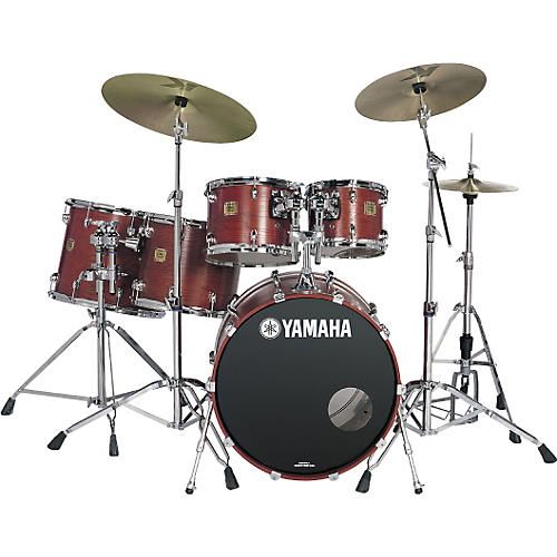 Yamaha Oak Custom Fusion Matte 5 Piece Shell Pack