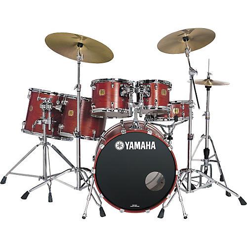 Yamaha Oak Custom Fusion Matte 6 Piece Drum Kit