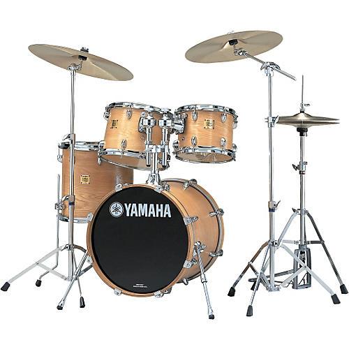 Yamaha Oak Custom Standard Gloss 4 Piece Drum Kit