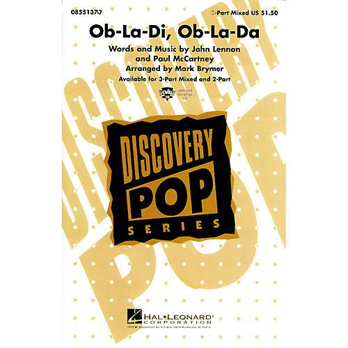 Hal Leonard Ob-La-Di, Ob-La-Da ShowTrax CD Arranged by Mark Brymer