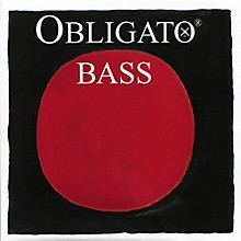 Obligato Series Double Bass D String 1/2 Size Medium