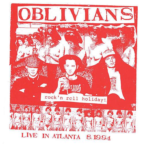 Alliance Oblivians - Rock N' Roll Holiday: Live In Atlanta