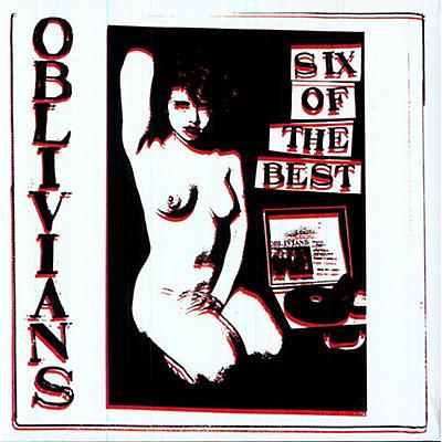 Oblivians - Six of the Best