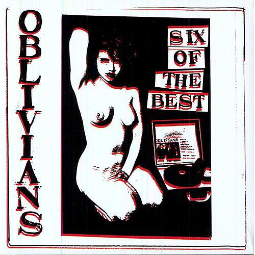 Alliance Oblivians - Six of the Best