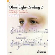Schott Oboe Sight-Reading 2 Misc Series Written by John Kember