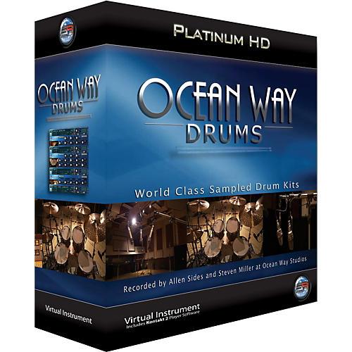 Ilio Ocean Way Drums Platinum - Mac