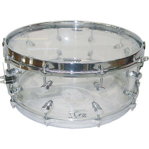 RCI Starlite Ocheltree Starlite Super Duty Acrylic Snare Drum