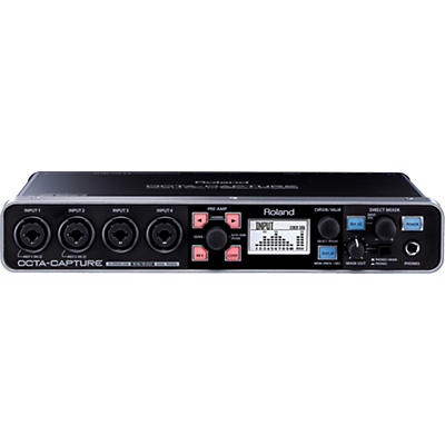 Roland Octa-Capture 10X10 USB Audio Interface