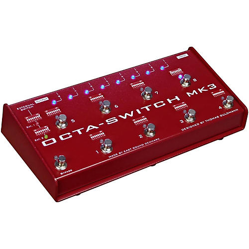 Octa-Switch MK3 Multi-Effects Looper