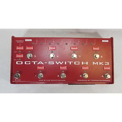 Carl Martin Octa-Switch MK3 Pedal