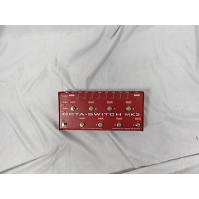 Carl Martin Octa-Switch MKIII Effect Processor