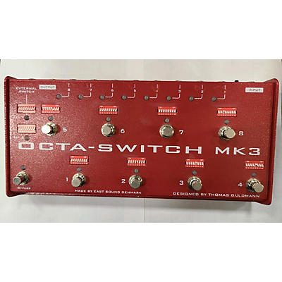 Carl Martin Octa Switch Mk3 Pedal