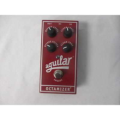 Aguilar Octamizer Analog Octave Bass Effect Pedal