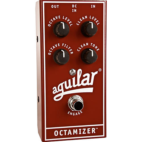 Aguilar Octamizer Octave Bass Effects Pedal