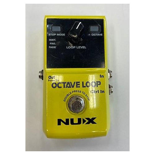 Octave Looper Effect Pedal
