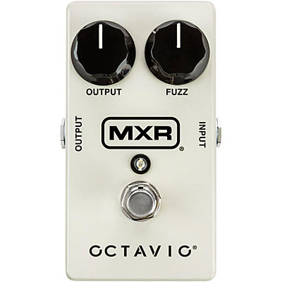 MXR Octavio Fuzz Effects Pedal