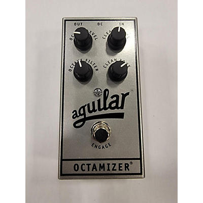 Aguilar Octmizer Silver Anniversary Edition Effect Pedal