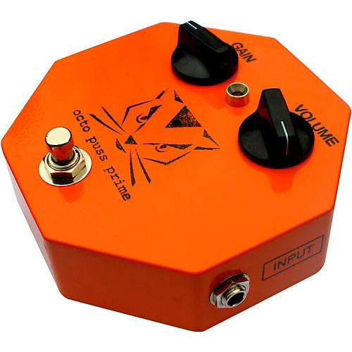 Bigfoot Octo Puss Prime Fuzz Octave Effects Pedal
