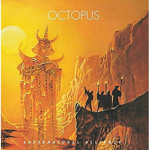 Alliance Octopus - Supernatural Alliance
