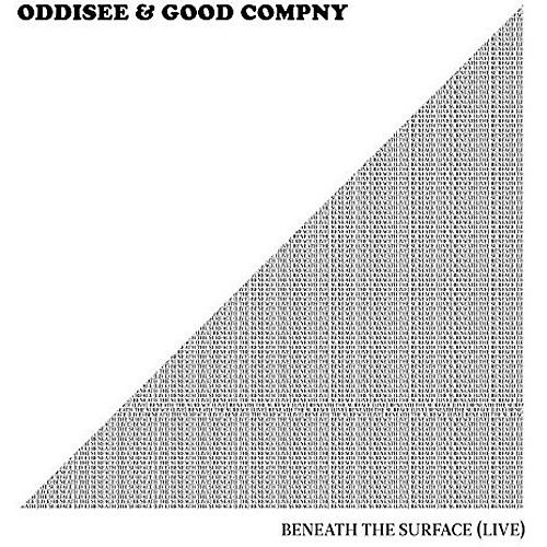 Alliance Oddisee & Good Compny - Beneath The Surface (live)
