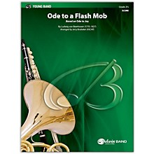 BELWIN Ode to a Flash Mob Conductor Score 2.5 (Easy to Medium Easy)