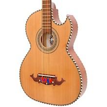 Open BoxParacho Elite Guitars Odessa-P 10 String Acoustic-Electric Bajo Quinto