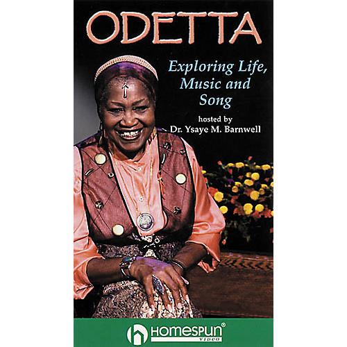 Hal Leonard Odetta
