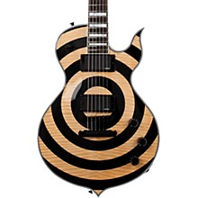 Wylde Audio Odin Grail Rawtop Bullseye Electric Guitar