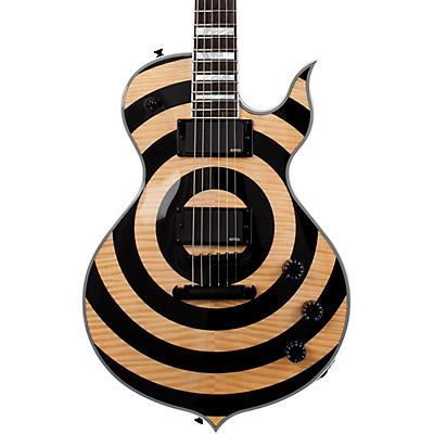 Wylde Audio Odin Grail Rawtop Bullseye Electric Guitar