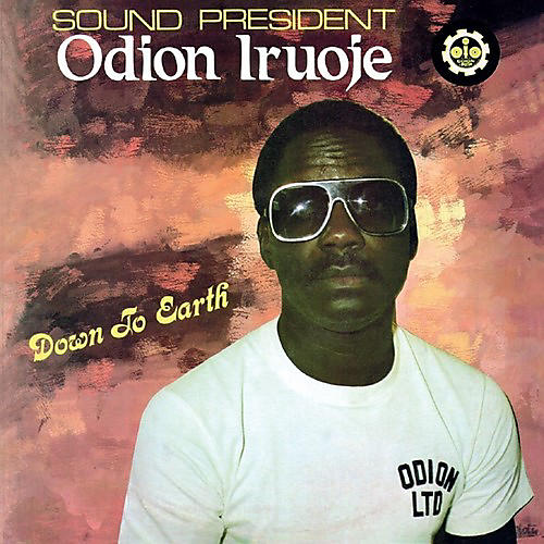 Alliance Odion Iruoje - Down To Earth