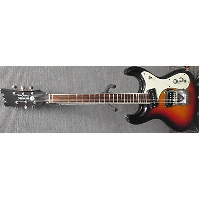 Moserite Of California Solid Body Electric Guitar