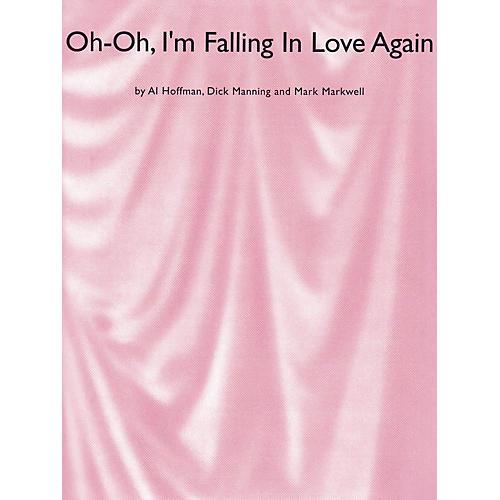 Music Sales Oh Oh, I'm Falling In Love Again Music Sales America Series