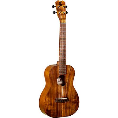 Kanile'a Ukulele Oha Tenor Acoustic-Electric Ukulele