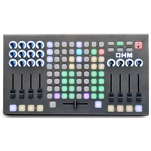 OhmRGB Slim MIDI Controller